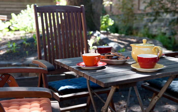 Outdoor Küche Otto : Ferienhaus otto ferien im denkmal