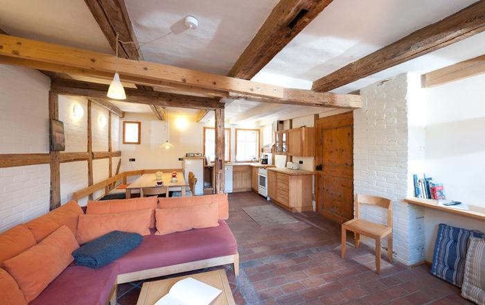 ferienhaus mathilde ferien im denkmal. Black Bedroom Furniture Sets. Home Design Ideas